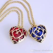 quartz necklace aliexpress images Wholesale the legend of zelda skyward sword heart container jpg