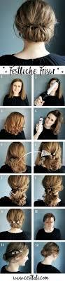 Einfache Frisuren Lange Glatte Haare by Die Besten 25 Schulterlanges Haar Ideen Auf Medium