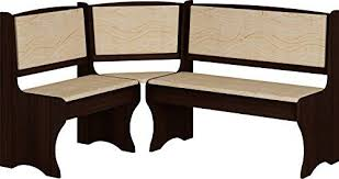L Bench Breakfast Kitchen Nook Table Set L Shaped Storage Bench With