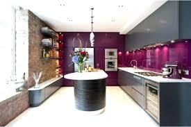 cuisine couleur violet couleur aubergine chambre deco chambre violette deco chambre