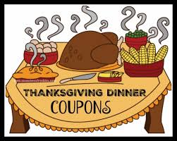 thanksgiving dinner coupons print now