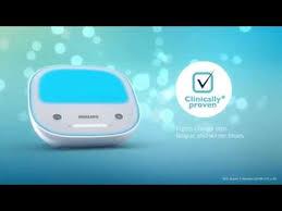 golite blu energy light philips golite blu energy light rechargeable reviwe youtube