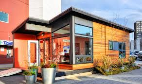 more and more cities are allowing small houses to be built in the