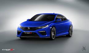 cars honda civic si wallpaper blue honda civic si 2016 wallpapers 13044 download page