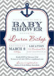 anchor baby shower invitations ilcasarosf com