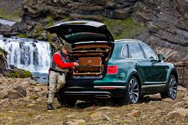 bentley bentayga truck feast your eyes on the most expensive fly fishing truck in the