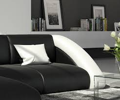 ecksofa xxl ottomane wohnlandschaft kerry pin couch kerry weiss schwarz cm xxl sofa