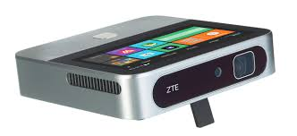 movie night anywhere with the zte spro 2 wireless smart projector