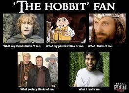 The Hobbit Meme - actually i adventure mostly lotr the hobbit pinterest