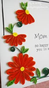 25 best quilling mother u0027s day images on pinterest quilling cards