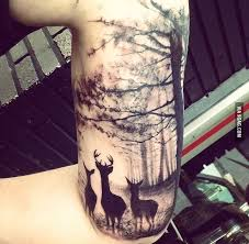see aspen tree cover up design idea for and