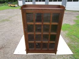 Contemporary Oak Bookcase Sold Signed Stickley Exceptional Contemporary Misssion Oak