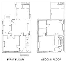 draw house plans the m clintock house visual 2