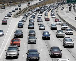 Traffic Map Los Angeles by How Bad Is Traffic In Los Angeles New Report Says It U0027s The Worst