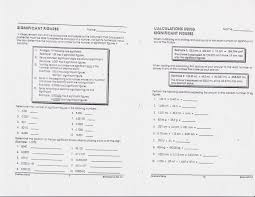 chemistry scientific notation worksheet answers free worksheets