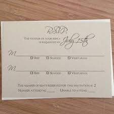 rsvp cards for wedding diy rsvp cards best 25 wedding rsvp ideas on creative
