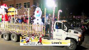 parade of lights fort worth 2017 2016 pueblo parade of lights youtube