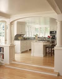 maison cuisine modele cuisine ouverte salon en image maison avec americaine