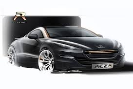peugeot sports car 2014 peugeot rcz r production car to debut at goodwood