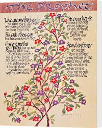 wedding quotes kahlil gibran kahlil gibran quote print by dave wood