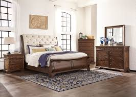 King Bed Frame Upholstered Dottie Upholstered Sleigh King Bed Bedrooms