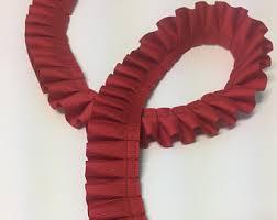 pleated ribbon pleated ribbon etsy