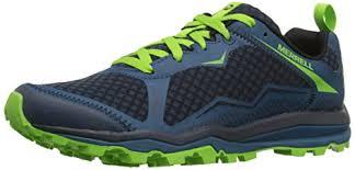 light trail running shoes merrell men s all out crush light trail running shoes amazon co uk