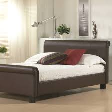 Faux Leather Bed Frames Faux Leather Bed Frame