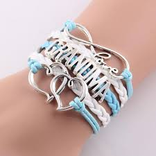 vintage infinity bracelet images Cute and trendy infinity love grandmother hearts and baby 39 s feet jpg