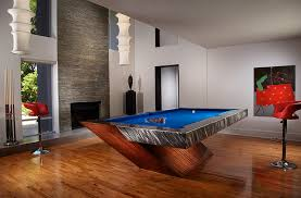 Pool Room Decor Pool Table Contemporary Family Room Ta By