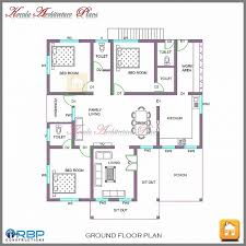 single house plan home plan kerala style unique 4 bedroom single floor house plans