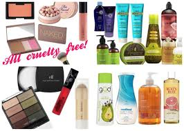 household products best cruelty free brands list 2017 cruelty free animal testing