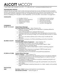 Marketing Specialist Resume Sample by Campaign Manager Resume Free Resume Example And Writing Download