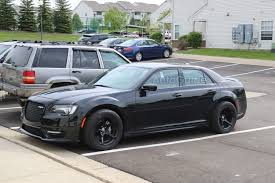 chrysler 300c srt report a chrysler 300 hellcat is happening autoguide com news