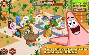 jeux de bob l 駱onge qui cuisine télécharger bob l éponge bottom 4 37 00 android gratuit en