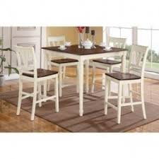 Light Wood Counter Height Dining Sets Foter - Height of dining room table light