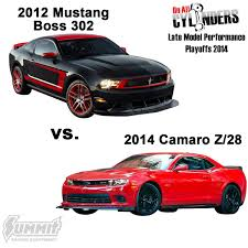 2014 camaro vs 2014 mustang vote for the best late model performance vehicle in our late model