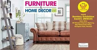 home decor exhibition furniture home decor expo mumbai at western express highway