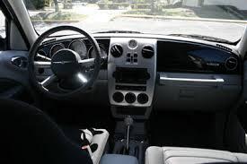 Interior Pt Cruiser 2009 Chrysler Pt Cruiser Touring Edition New Car Reviews