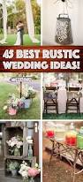 pleasant rustic garden wedding ideas in inspirational home