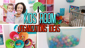 1 dollar tree kids room organization ideas youtube