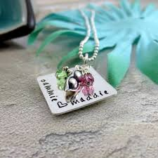 2 peas in a pod keychain two peas in a pod square necklace personalized sted jewelry