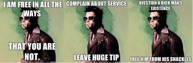 Tyler Durden Meme - tyler durden mems 6