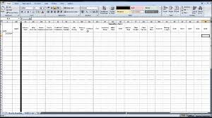 free quickbooks templates free bookkeeping templates spreadsheet