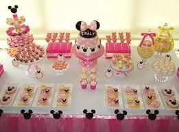 minnie mouse 1st birthday party ideas minnie mouse birthday party ideas photo 3 of 15 catch my party