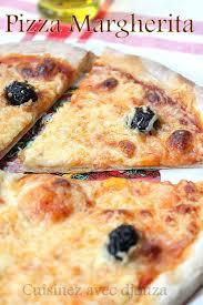 recette facile a cuisiner pizza margherita recette facile cuisine du monde