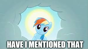 Mlp Rainbow Dash Meme - g o a t greatest of all time don t you just love rainbow dash