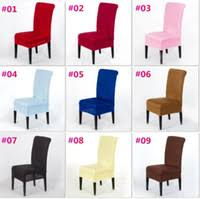 Dining Chair Seat Cover Spandex Chair Cover Convenient Useful Spandex Chair Cover In
