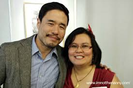 interview with randall park u0026 freshofftheboat producers i u0027m not