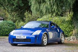 used nissan 350z used 2005 nissan 350z v6 for sale in berkshire pistonheads